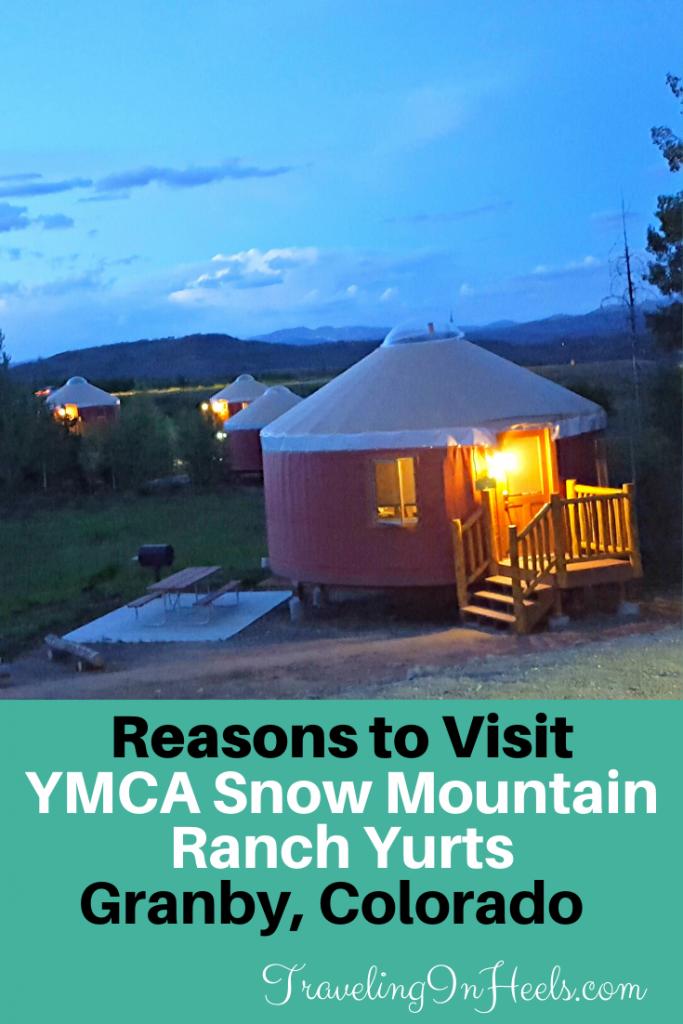 reasons to visit YMCA Snow Mountain Ranch, Granby, Colorado #ymcasnowmountainranch #ymcasnowmountain #coloradovacation #coloradofamilyvacations #familyvacations #multigentravel