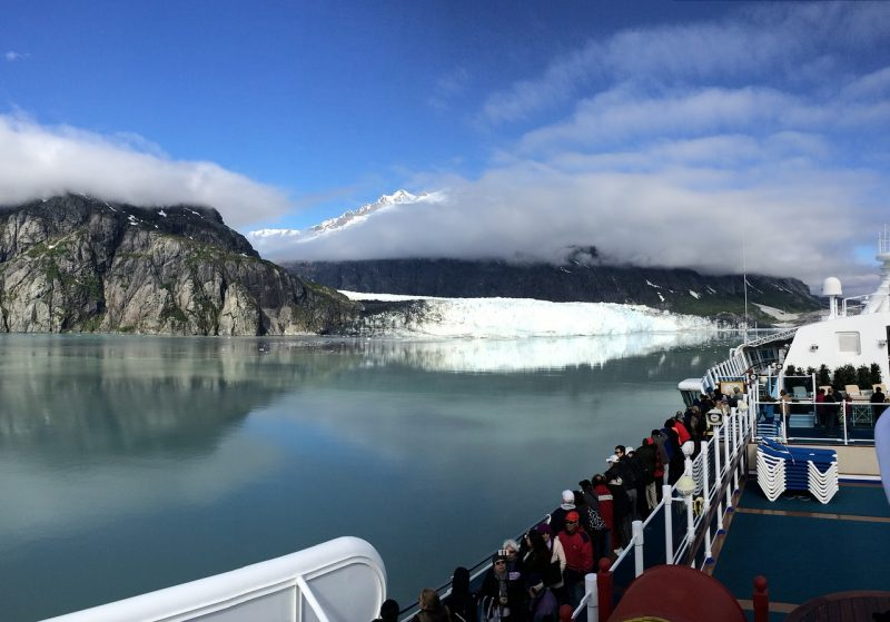 An Alaskan Cruise tops the list of the best travel destinations for seniors.