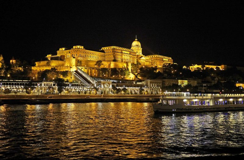 Imagine sitting on your river cruise balcony floating on the Danube river passing Budapest at Night. Yes, this is most definitely one of the best travel destinations for seniors.