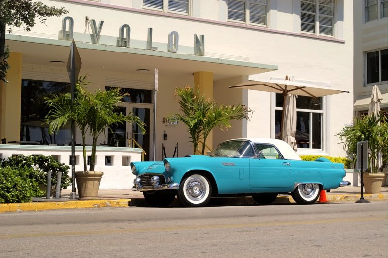 So many reaons to visit Miami Beach including the South Beach's Art Deco Historic District.