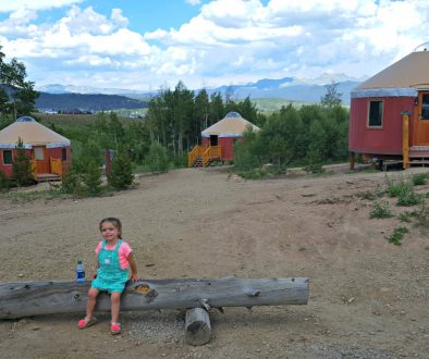 Just 2 hours west of Denver, you're going to love your Colorado stay at YMCA Snow Mountain Ranch Yurts
