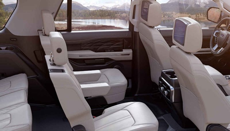 The 2018 Ford Expedition is most capable, most roomy, and most powerful that ever built -- and perfect for road tripping grandparent