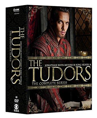 Tudors series Photo Credit: Amazon