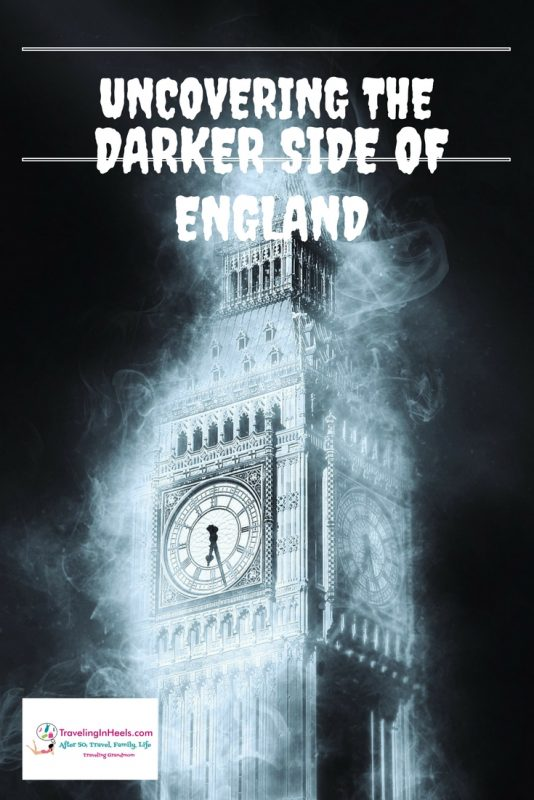 Uncovering the darker side of England