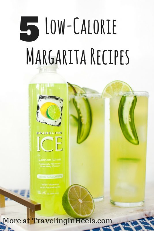 5 Low-Calorie Margarita Recipes