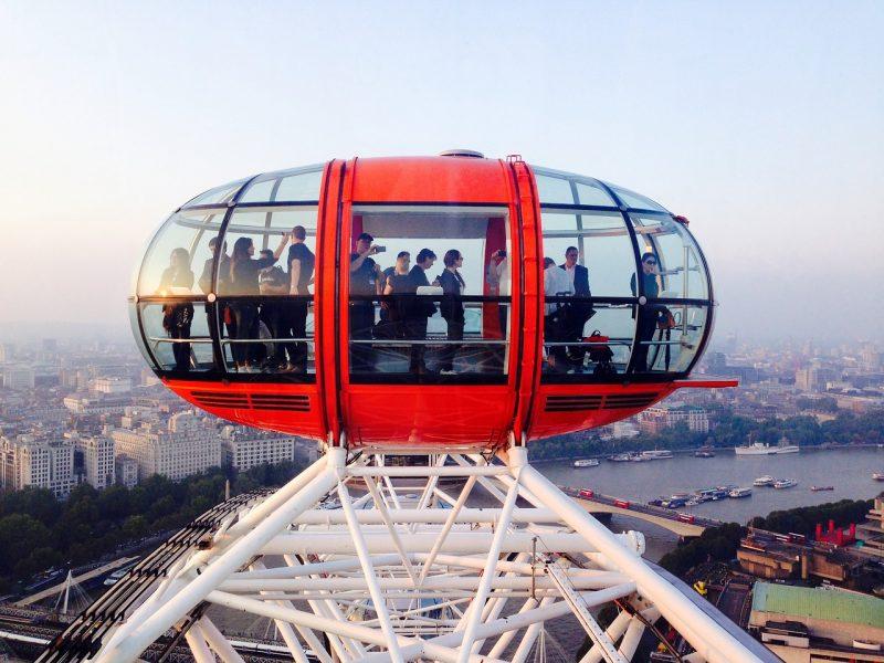 London is 1 of 4 classic European city breaks.