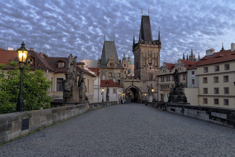 Visit Prague as 1 of 4 classic European city breaks.