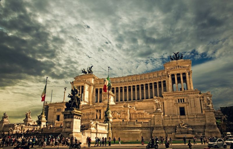 One of the most popular classic European city breaks is Rome.