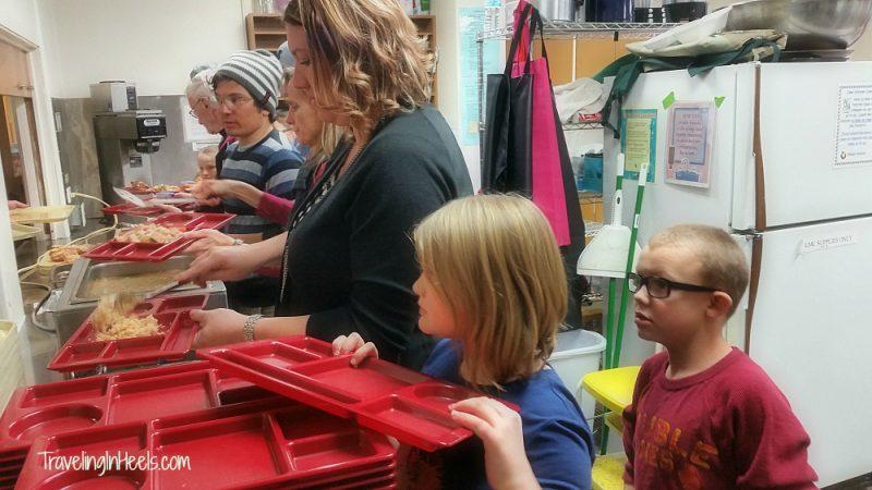 On Grandparents Day, volunteer together!