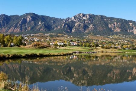 Need a reason to visit Colorado Springs? How about this travel hack? $20 room nights at Cheyenne Mountain Resort.