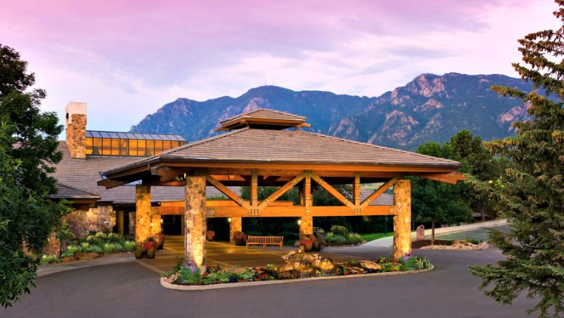 Check into your Colorado Springs hotel and get $20 room nights. click here for details