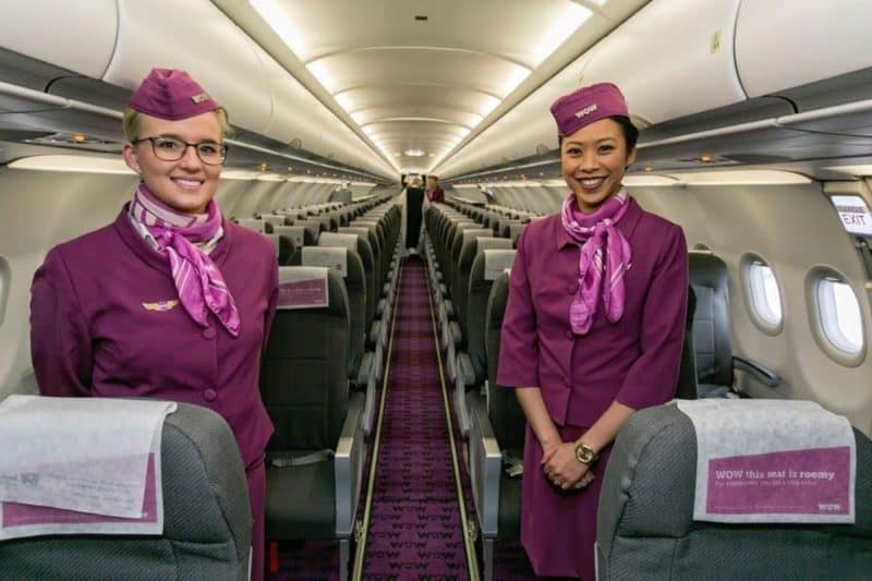 All aboard for $99 flights to Europe Photo courtesy: Wow air.