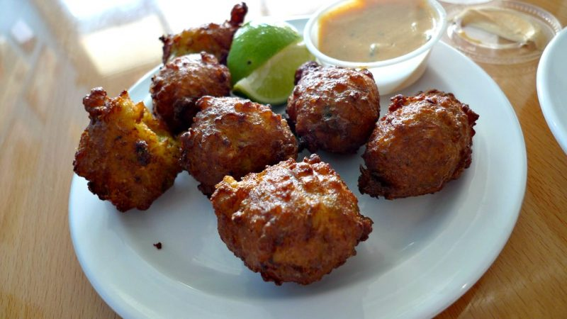 Iconic Florida dishes for foodies include conch fritters