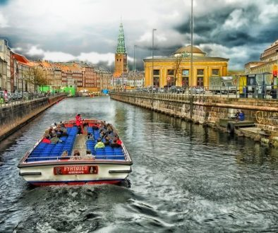 Don't miss a chance to visit the picturesque city of Copenhagen in Denmark.