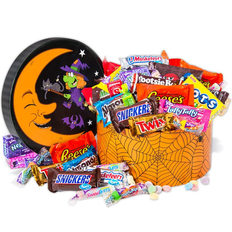 This sweet treat is 1 of the 5 best gift baskets for guys