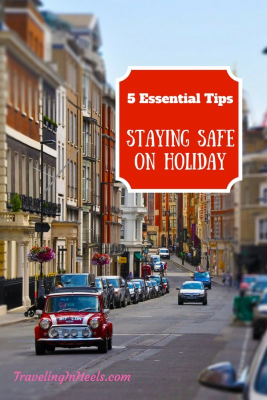 5 Essential Tips for Staying Safe on Holiday