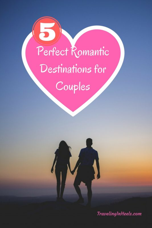 From Italy to Istanbul, 5 perfect romantic destinatioms for couples.