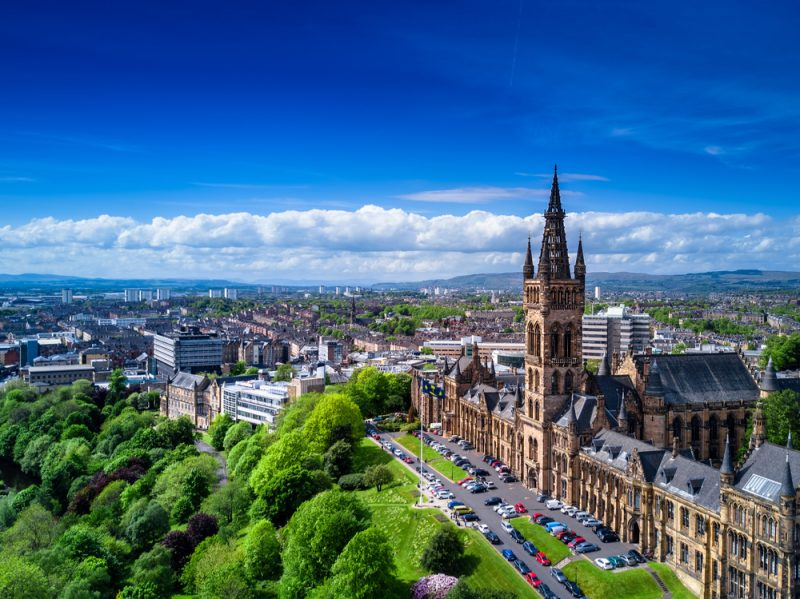 "Whether for a girls getaway or just ""me time,"" there are so many reasons why you should choose Glasgow, Scotland for your spa holiday"