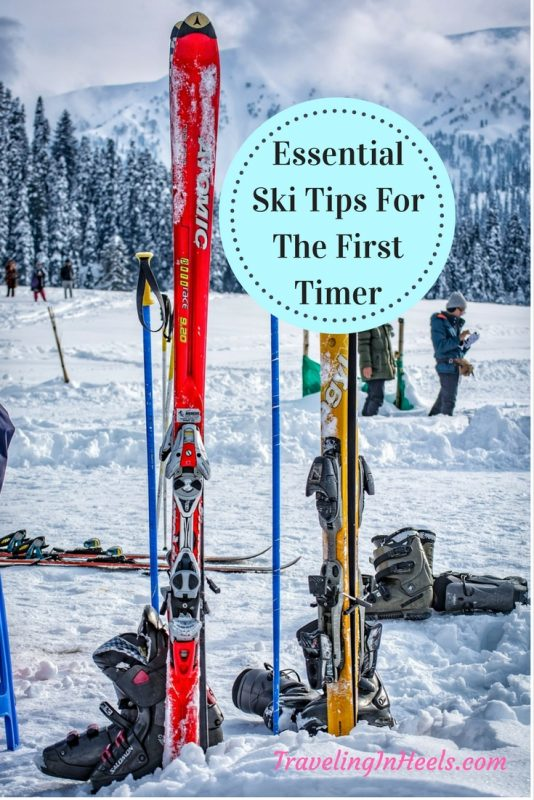 3 Essential Ski Tips For The First Timer
