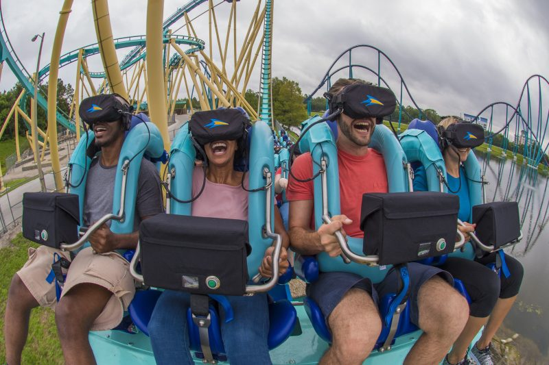 Get discounted tickets to Orlando attractions including Kraken Unleashed at SeaWorld Orlando.