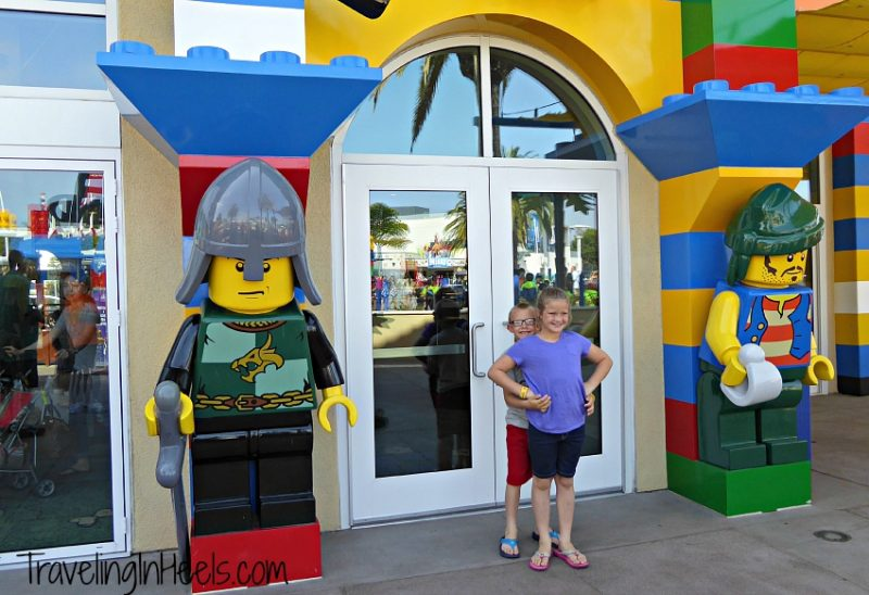 Every kid loves a theme park, right? Add Legoland California to on of your next amazing Family Vacation Experiences
