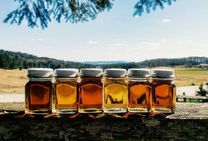 Exciting attractions in Montpelier, Vermont, include a visit to Morse Farm Maple Sugarworks