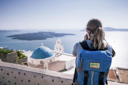 For Cyber Week only, save $700 on any 9-day Greek Island Hopper hiking itinerary, departure in 2018.