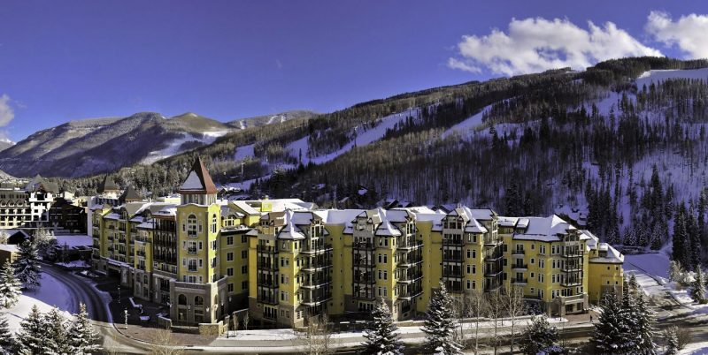 Luxury never felt better than this Cyber Monday Travel deal. Photo credit: Ritz-Carlton Residences, Vail, CO