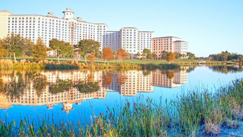 black Friday / Cyber Monday hotel deals at Rosen properties in Orlando.
