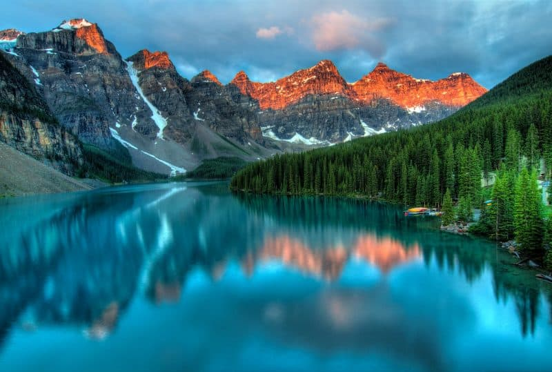 Add to your travel bucket list ith these thing to do in Alberta, including a visit to beautiful Banff.