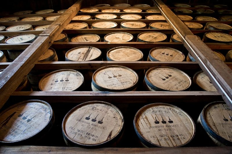 Born in the early 18th century in Bourbon County, Kentucky, many of these early distilleries survive today, including such legendary labels as Jack Daniels and Jim Beam.