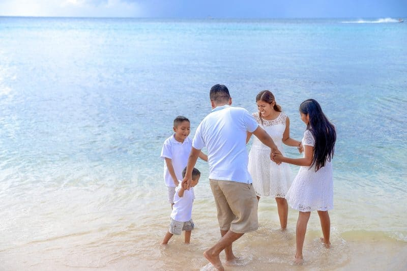 Get your family vacation off to a great start with these 9 tips for planning your dream holiday with kids