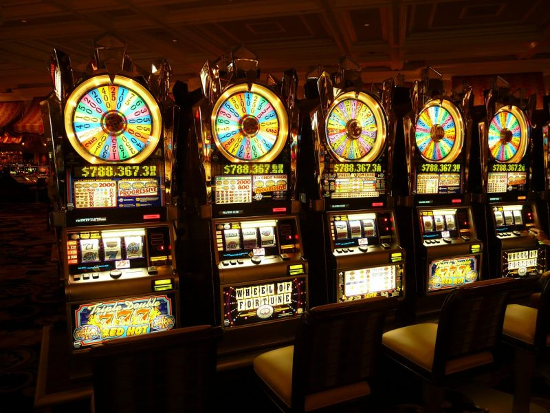 When in Vegas, go ahead, try your luck, and drop a dollar or two into the slots.