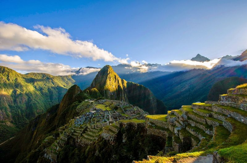 Peru is a destination that opens your eyes to the heart of the Inca civilization at Machu Pichu. Photo by Pixabay