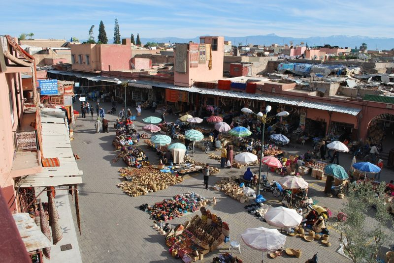 Tips for Solo Female Travel to Marrakech, the Moroccan capital city., Northern Africa.