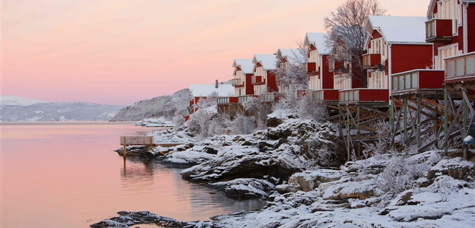 Christmas in Norway? Yes you can with Baltic Travel Company.