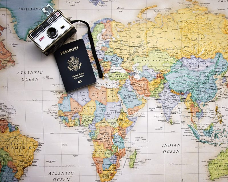 Important family travel planning tip is to check your passport