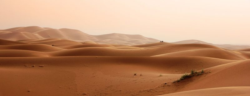 Tips for solo female travel to Marrakech is taking a night sahara dessert expedition in Morocco.