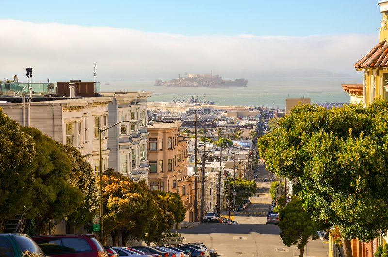 We are giving you 6 Reasons to Visit San Francisco, including its amazing views,