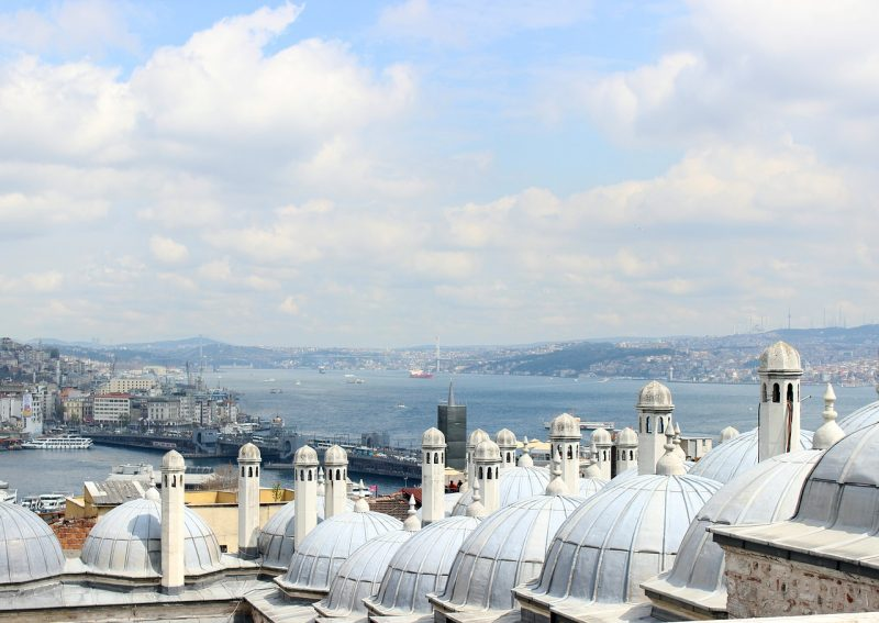 Put Istanbul on your list for perfect romantic destinations for couples.