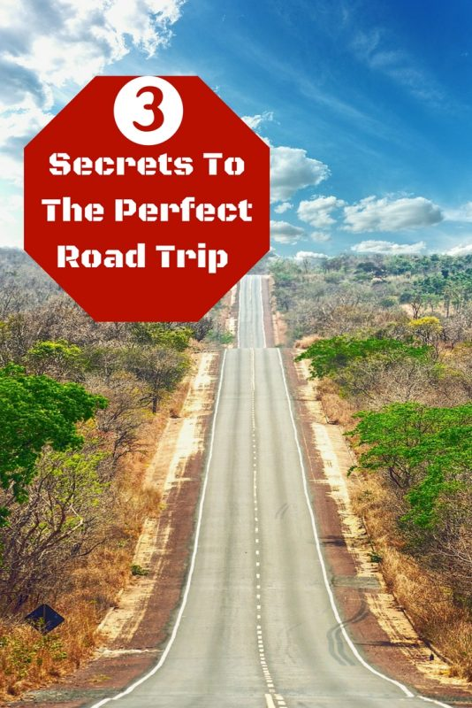 3 Secrets To The Perfect Road Trip | TravelingInHeels.com