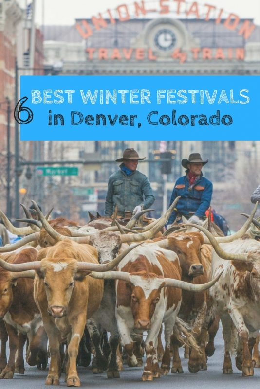 From rodeos to leprechauns, these are the 6 best winter festivals in Denver, Colorado