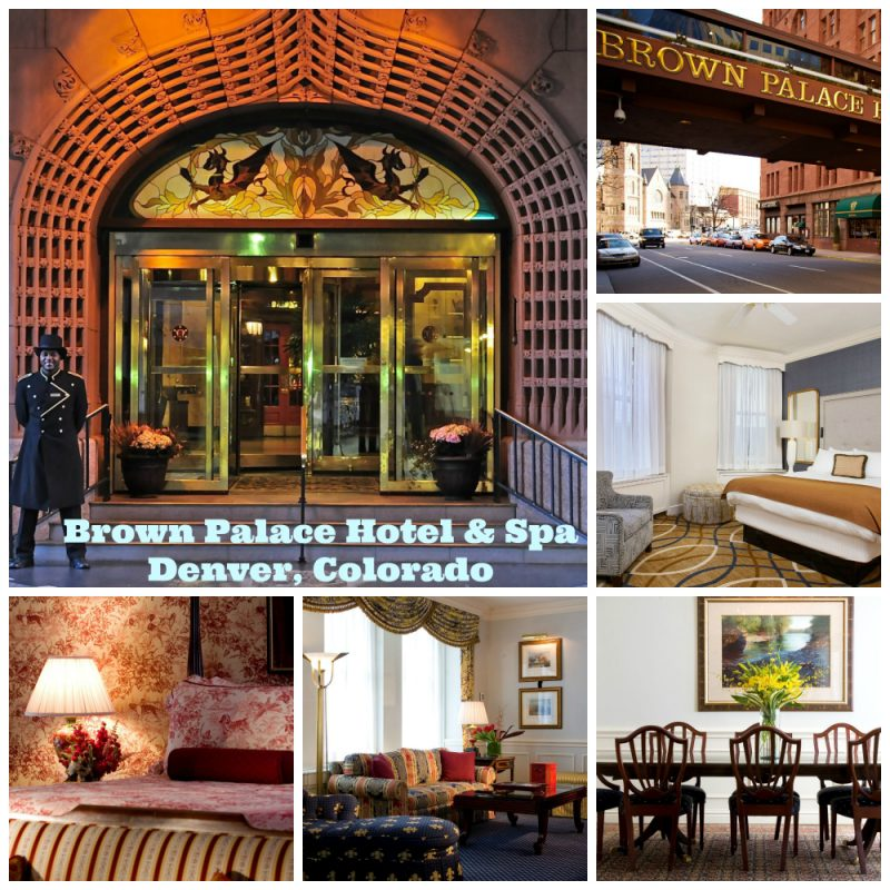 Willing to splurge on your New Year's Eve with family? The Brown Palace Hotel & Spa is definitely worth it!