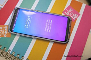 Star with downloading the DOSH App - 4 Tips for Saving Money with DOSH in 2018