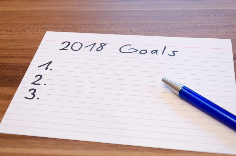 Why make new Year's Resolutions? Here's why!
