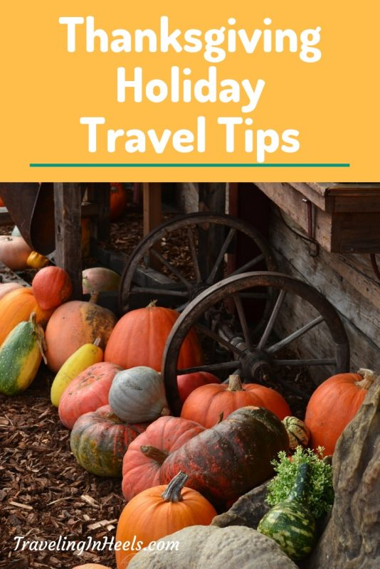 Tried and true Thanksgiving holiday travel tips #holidaytraveltips #thanksgivingtravel