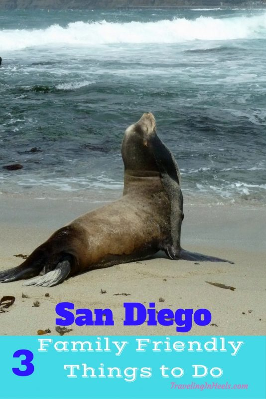 3 family friendly things to do in San Diego