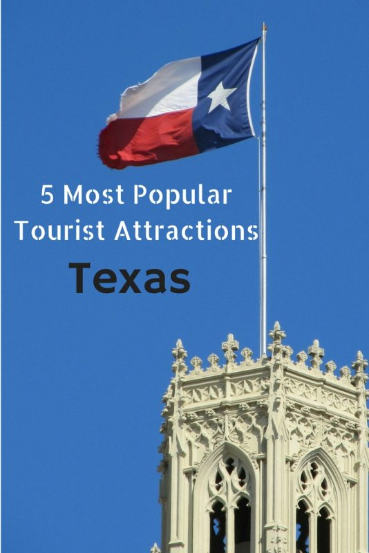 5 Most Popular Tourist Attractions in Texas