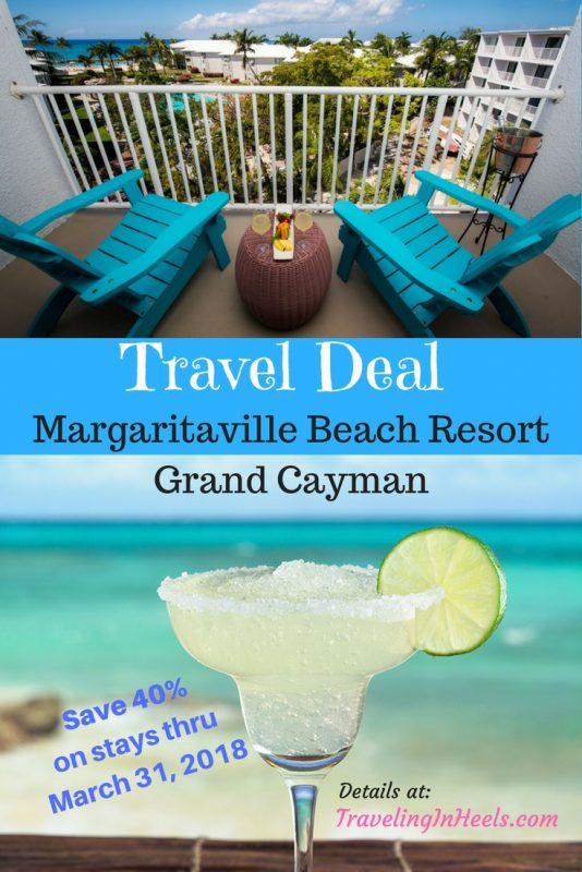 Save 40% Off a Warm Winter Escape at Margaritaville Beach Resort Grand Cayman
