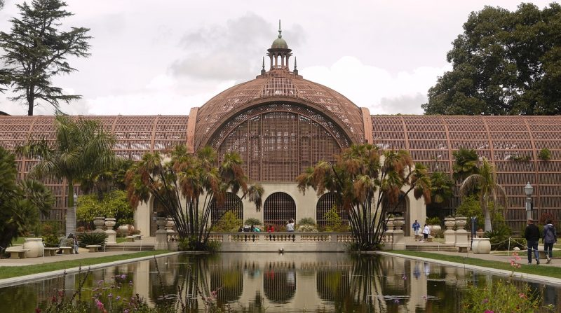 Your family could spend hours exploring Balboa Park, an urban cultural park in the heart of San Diego